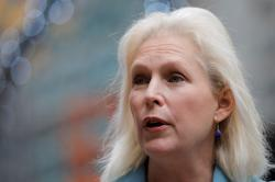 Exclusive: Senator Gillibrand eyes extending Civil Rights Act protections to U.S. troops