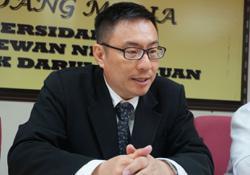 DAP sacks Malim Nawar rep with immediate effect