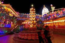 Kek Lok Si to usher in CNY with bright lights on Feb 7