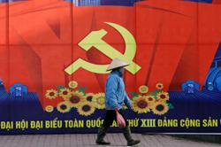 Vietnam steps up 'chilling' crackdown on dissent ahead of key Communist Party congress