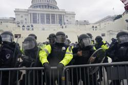 Social media platforms are cracking down to prevent Inauguration Day violence