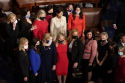 Record number of women in Congress, but still much work to be done