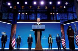 US President-elect Biden vows to mend ties with Asia