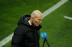 Don't blame me for fierce Real squad competition, says Zidane