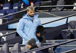 Man City boss Guardiola not sure when Aguero will return