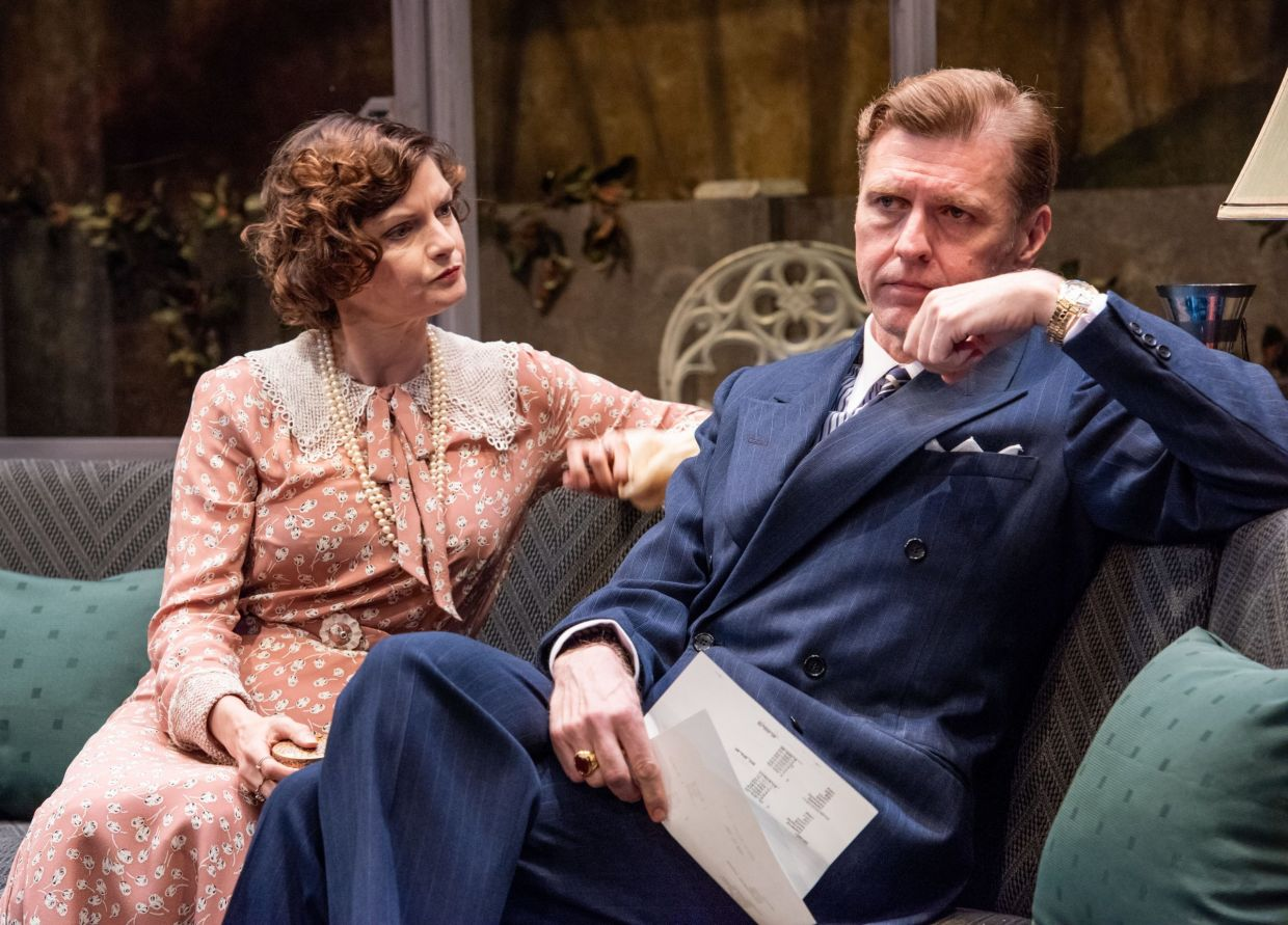 Lillian Hellman's Days To Come by Mint Theater Company. Photo: Todd Cerveris