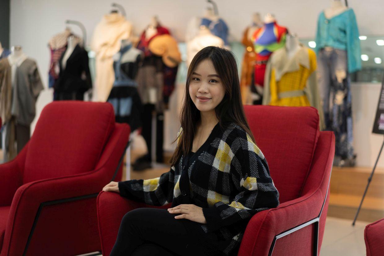 Maria Sandra Wijaya, Bachelor in Fashion Design Technology programme director.