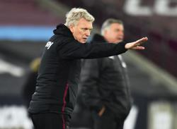 Moyes wants more from West Ham and Antonio