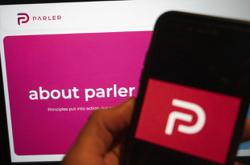 Controversial social network Parler announces its return online
