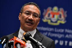Wisma Putra: Hisham to take part in virtual Asean Foreign Ministers' Retreat on Thursday (Jan 21)