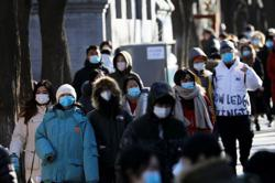 Chinese capital steps up COVID-19 curbs amid new outbreak