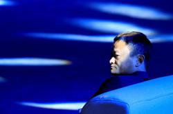 Alibaba's Jack Ma makes first public appearance in three months