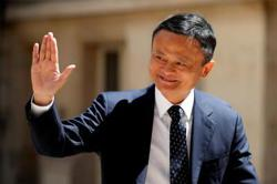 Jack Ma emerges for first time since Ant, Alibaba crackdown