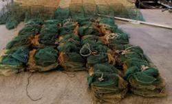 MMEA seizes 14 'bubu naga' fish traps in waters off Penang