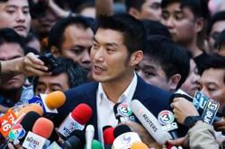 Thai govt files royal insult complaint against Thanathorn over vaccine criticism