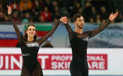 Papadakis, Cizeron to skip World Championships