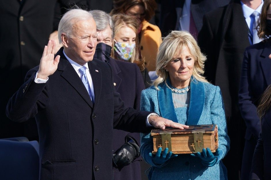 Biden becomes 46th US president, vowing 'new day' after Trump tumult