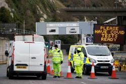 British to face ban on entering EU under German plan to shut borders - The Times