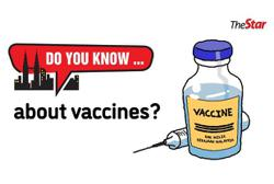Do you know...about vaccines?