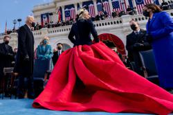 Inauguration fashion trends: Purple, pearls and American designers