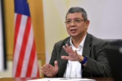 Malaysia committed to helping Asean secure data flow, enhance cybersecurity, says Saifuddin