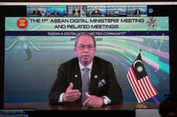 Asean needs new cybersecurity laws to combat transboundary crimes online, says Muhyiddin