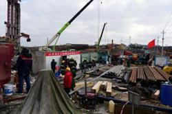 Chinese rescuers hope to drill shaft to bring trapped miners out