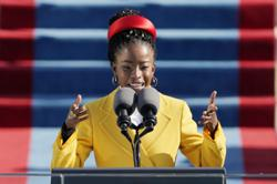 How a young American poet stole the show at Biden inauguration