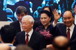 Factbox: Possible candidates for Vietnam's leadership transition