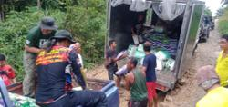 Aid workers seeking air support to send food supplies to Pitas villages