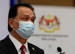 Health DG: 16 new Covid-19 clusters reported, 11 linked to workplaces