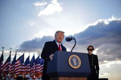 Explainer: With no self-pardon in hand, private citizen Trump faces uncertain legal future
