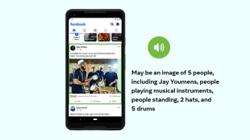 Facebook, Instagram adapting photo captions for the visually impaired