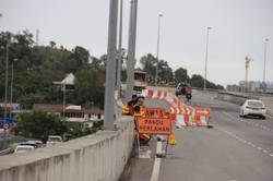 Lintas flyover concessionaire will repair cracks soon, says Bung
