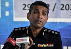 Cops lift roadblock in Gasing Indah for SPM students