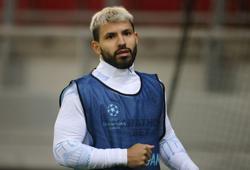 Man City's Aguero confirms COVID-19 positive test