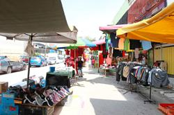 Traders want to move back to old site