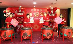 Ushering in a joyful Chinese New Year