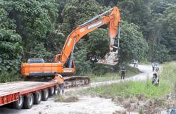 Gearing up for bypass works