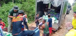 NGO working to fly food supplies to 110 families in Pitas