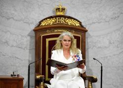 Queen's representative in Canada quits after report into harassment - media