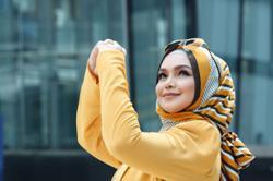 Siti Nurhaliza takes Covid-19 SOP seriously