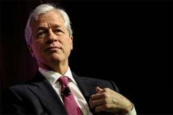 JPMorgan CEO Dimon's annual pay is US$31.5 million