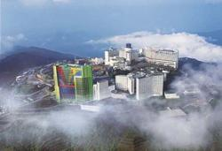 Genting's resorts temporarily closed