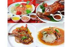 Lavish CNY meals to suit new norm