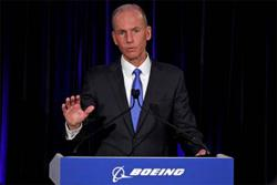 Former Boeing boss Muilenburg planning blank-cheque company