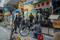 Hong Kong to place tens of thousands in lockdown for first time: Report