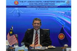 Malaysia, Asean share experience on digital economy with East Asian and African counterparts
