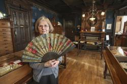 Pandemic pushes storied Paris vintage fan museum to brink of folding