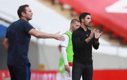 Lampard deserves more time at Chelsea, says Arsenal's Arteta